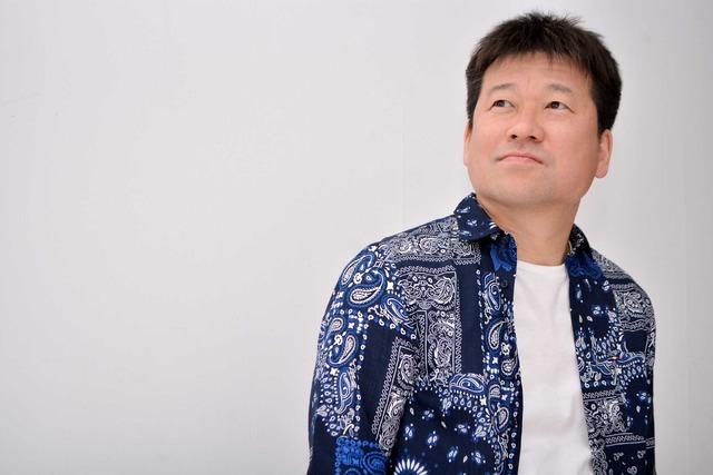 佐藤二朗「やれたかも委員会」/photo:Masakazu Isobe