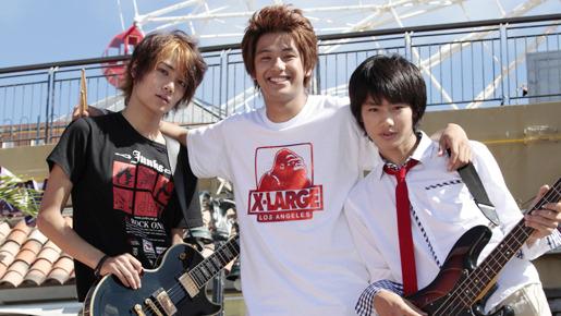 『天国からのエール』への出演が発表された矢野聖人、森崎ウィン、野村周平