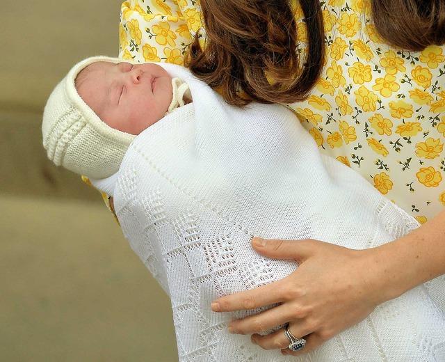 シャーロット王女-(C)Getty Images