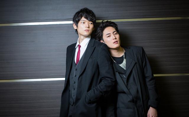 『ライチ☆光クラブ』古川雄輝、間宮祥太朗/photo:Nahoko Suzuki