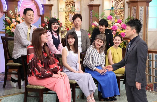「行列のできる法律相談所」(C)NTV