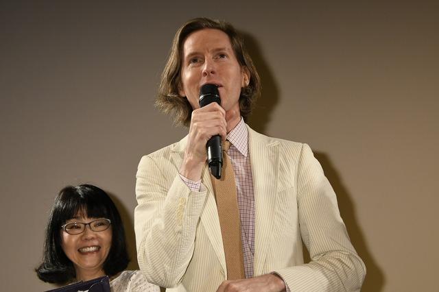 『犬ヶ島』「公開記念スペシャル・ナイトイベント」ウェス・アンダーソン監督