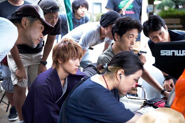 『BLEACH』撮影現場 (C) 久保帯人/集英社 (C) 2018映画「BLEACH」製作委員会