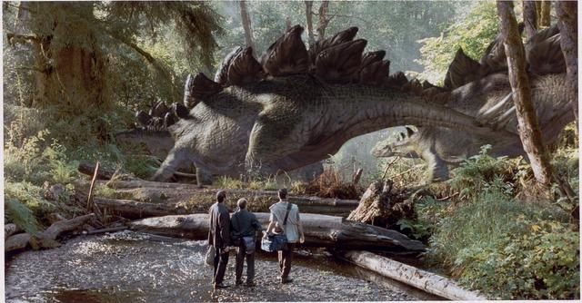 『ロスト・ワールド/ジュラシック・パーク』(C) 1996 Universal City Studios, Inc. & Amblin Entertainment, Inc. All Rights Reserved.