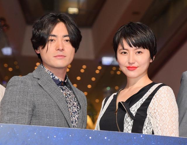 山田孝之、長澤まさみ/映画『50回目のファーストキス』レッドカーペットイベント