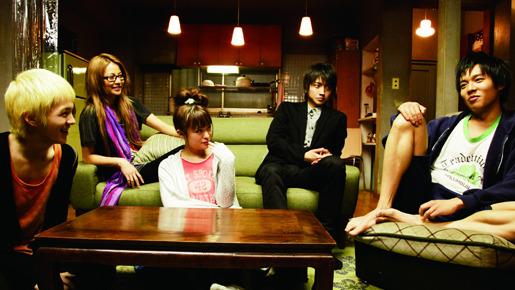 『パレード』 -(C) 2010 映画『パレード』製作委員会