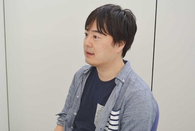「おっさんずラブ」脚本を担当する徳尾浩司氏