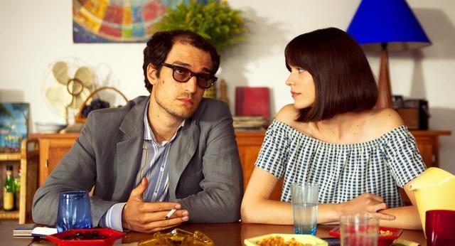 『グッバイ・ゴダール!』(C) LES COMPAGNONS DU CINEMA - LA CLASSE AMERICAINE - STUDIOCANAL - FRANCE 3.