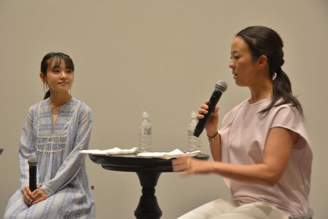 奈緒&たじまなおこ監督/「ネスレシアターDAY」