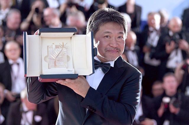 『万引き家族』第71回カンヌ国際映画祭   (C)2018フジテレビジョン ギャガ AOI Pro.
