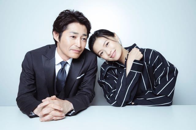 安田顕×榮倉奈々『家に帰ると妻が必ず死んだふりをしています。』/photo:You Ishii