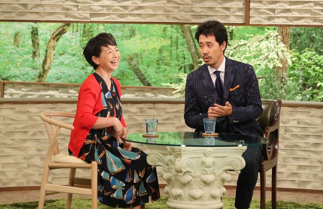 大泉洋「サワコの朝」 (C) TBS