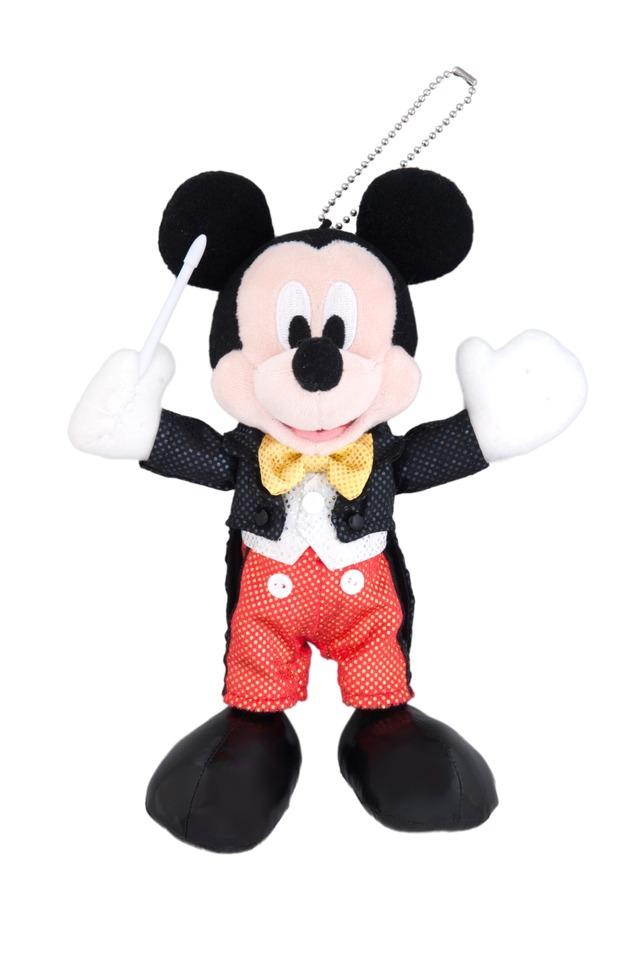ミッキーマウスぬいぐるみバッジ2,200円