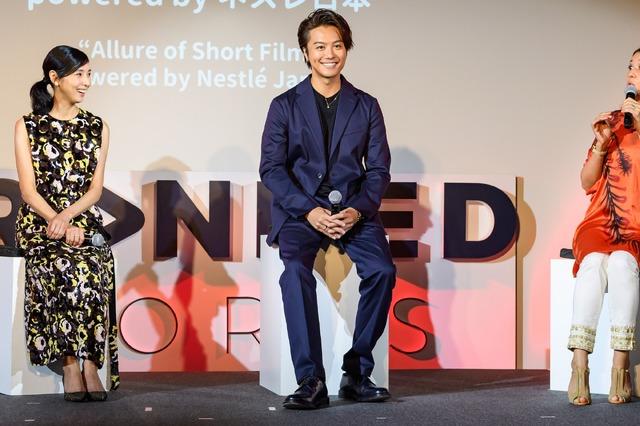 「Branded Shorts 2018」トークイベント