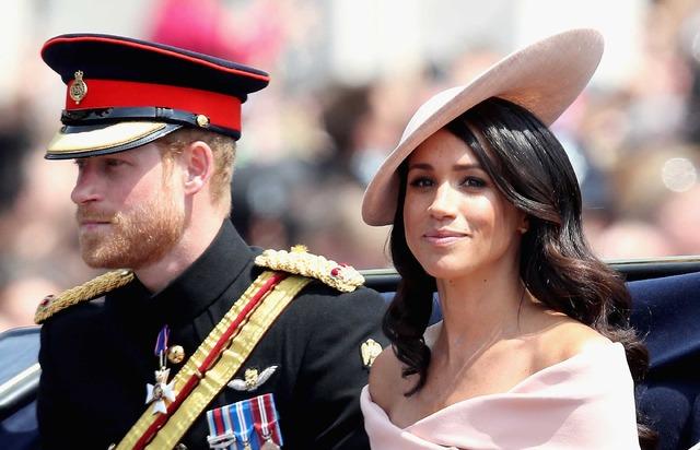 ヘンリー王子&メーガン妃-(C)Getty Images