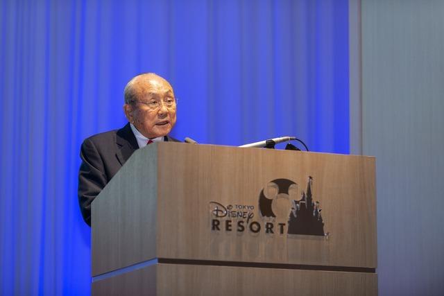 「東京ディズニーシー大規模拡張プロジェクト」記者発表会