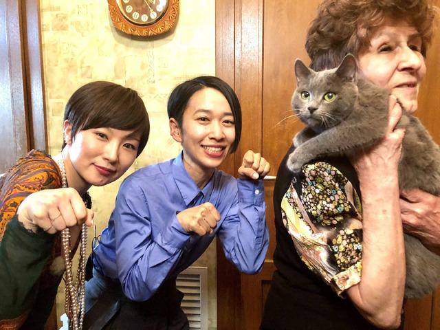 「猫にまた旅 ~椎名林檎・MIKIKO・西加奈子 ロシアを行く~」