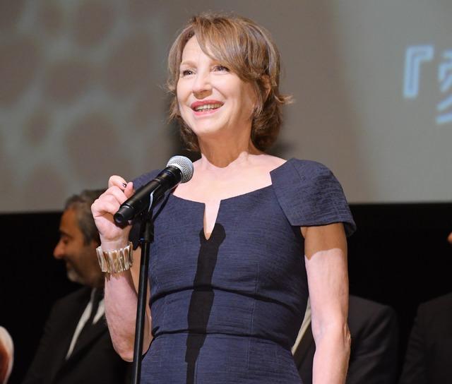ナタリー・バイ/フランス映画祭2018 オープニングセレモニー