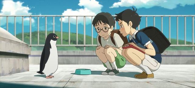 『ペンギン・ハイウェイ』(c) 2018 森見登美彦・KADOKAWA/「ペンギン・ハイウェイ」製作委員会