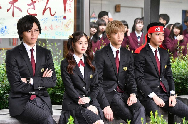 「花のち晴れ~花男 Next Season~」 (C) TBS