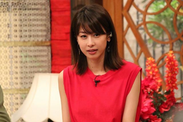 加藤綾子「ホンマでっか!?TV」2時間SP (C)フジテレビ