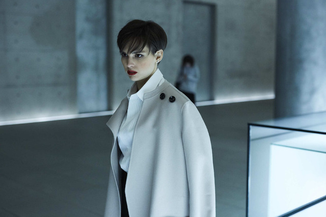 「Armani/Laboratorio」第1シーズンより  Courtesy of Giorgio Armani