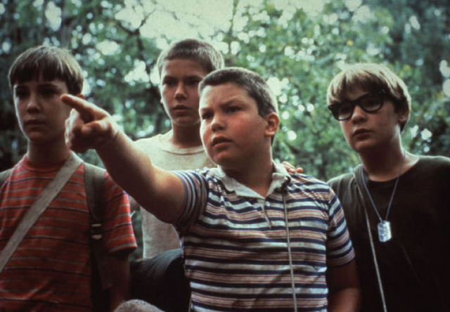 夜空と交差する空の上映会/『スタンド・バイ・ミー』(c)1986 COLUMBIA PICTURES INDUSTRIES, INC. ALL RIGHTS RESERVED.