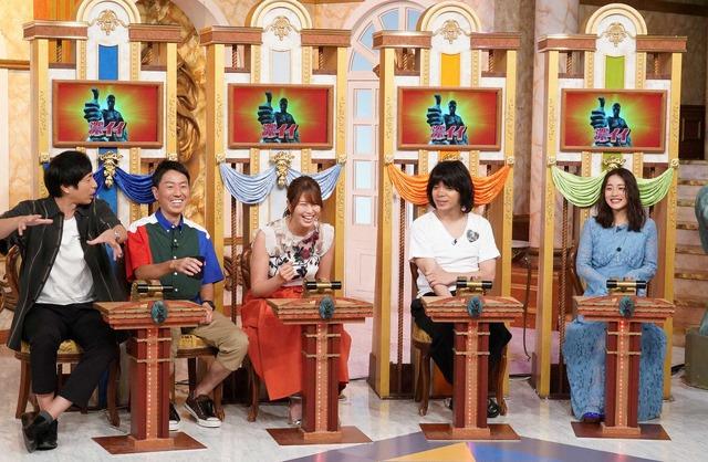 石原さとみ、峯田和伸、稲村亜美、「チュートリアル」「人生が変わる1分間の深イイ話」2時間スペシャル (C) NTV
