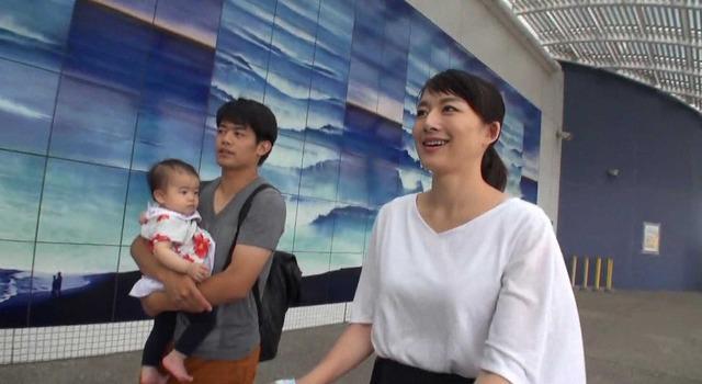 小塚崇彦&大島由香里夫妻「人生が変わる1分間の深イイ話」2時間スペシャル (C) NTV