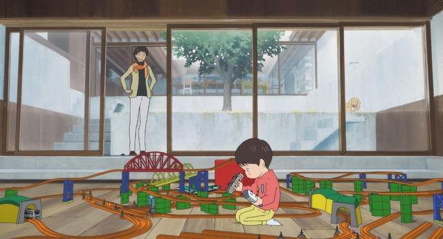 「未来のミライカフェ」くんちゃんのお家の様子
