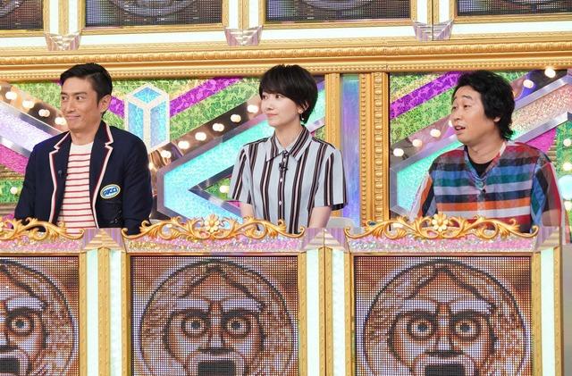 「超問クイズ!真実か?ウソか?」(C)NTV
