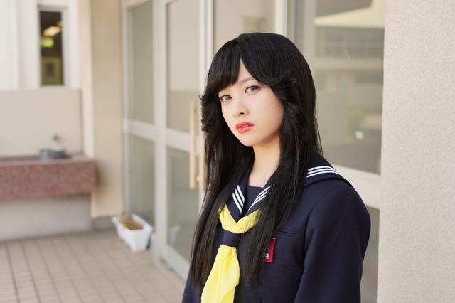 早川京子役の橋本環奈/「今日から俺は!!」