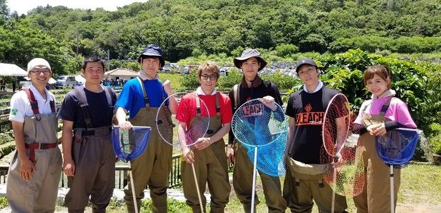 「緊急SOS!池の水ぜんぶ抜く大作戦」 (C)テレビ東京