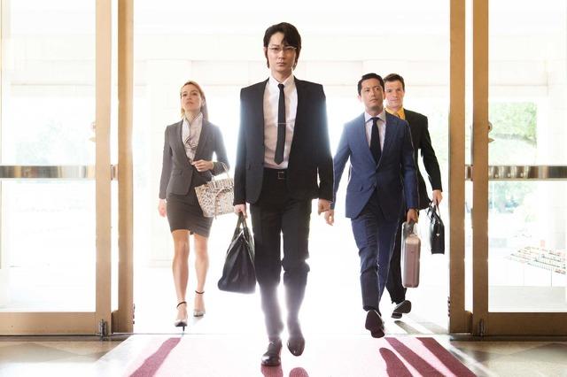 「ハゲタカ」 (C) テレビ朝日