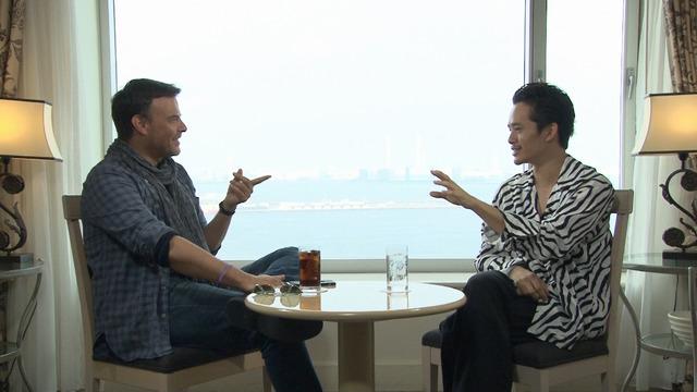 「SWITCHインタビュー 達人達」 (C) NHK
