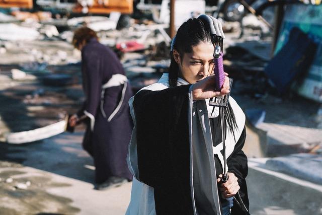 『BLEACH』場面写真(c)久保帯人/集英社 (c)2018 映画「BLEACH」製作委員会