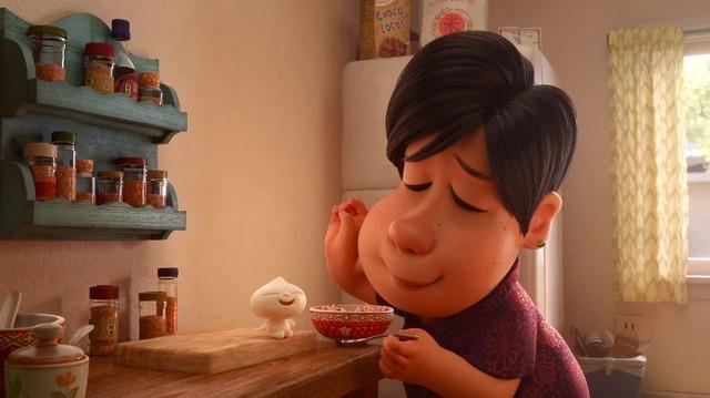 『Bao』(C)2018 Disney/Pixar. All Rights Reserved.