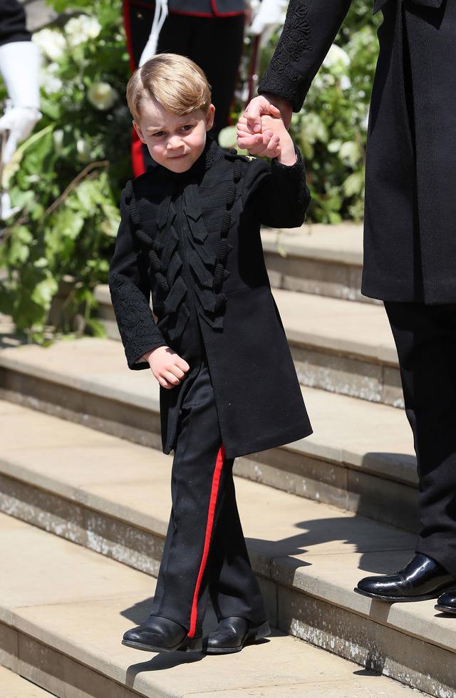 祝5歳! 英王室ジョージ王子5年間の歩み