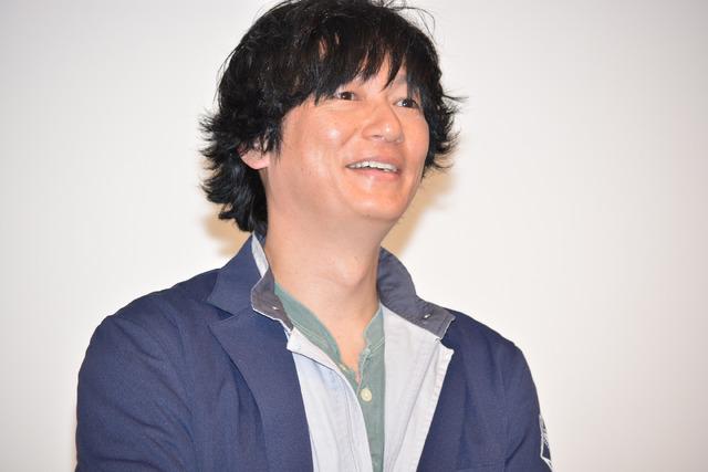 井浦新/金曜ドラマ「アンナチュラル」制作発表&プレミアム試写会