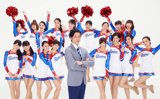「チア☆ダン」(c)TBS