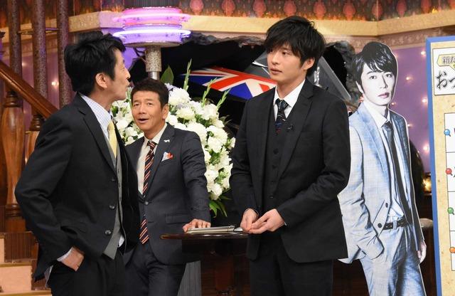 「しゃべくり007」(C) NTV