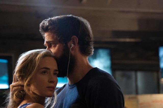 『クワイエット・プレイス』(C) 2018 Paramount Pictures. All rights reserved.