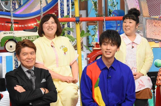 「1億人の大質問!? 笑ってコラえて!」(C)NTV