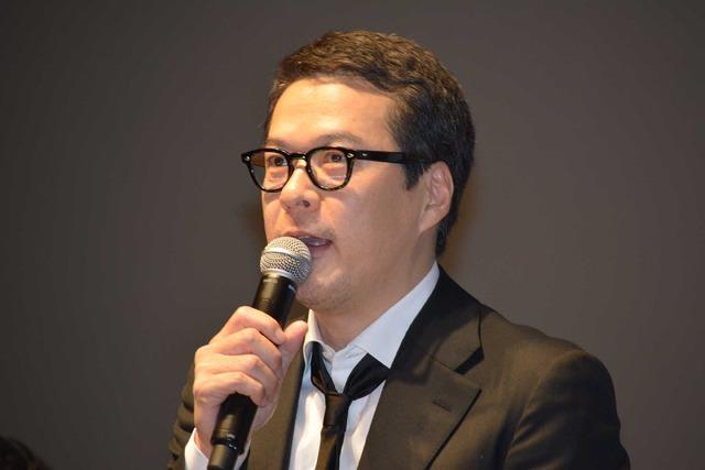 田中哲司/「CRISIS 公安機動捜査隊特捜班」制作発表会見