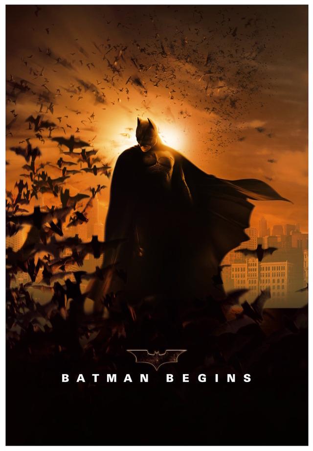 『バットマン・ビギンズ』(C) Patalex III Productions Limited