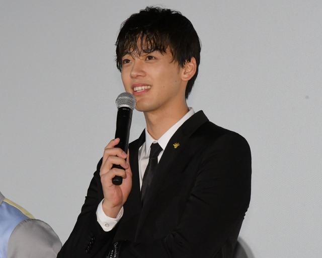 竹内涼真/映画『センセイ君主』スペシャルステージイベント&完成披露舞台挨拶