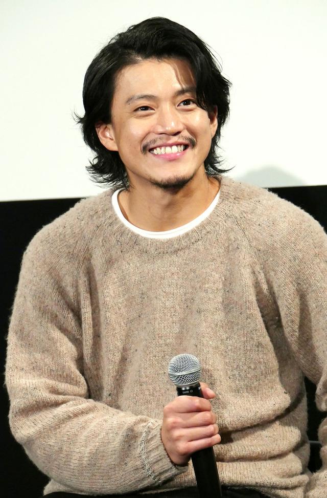 小栗旬/『銀魂』ブルーレイ&DVDリリース記念イベント