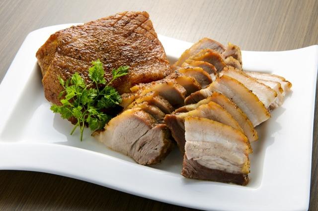 レストラン「Mekke!」ヤシオポーク