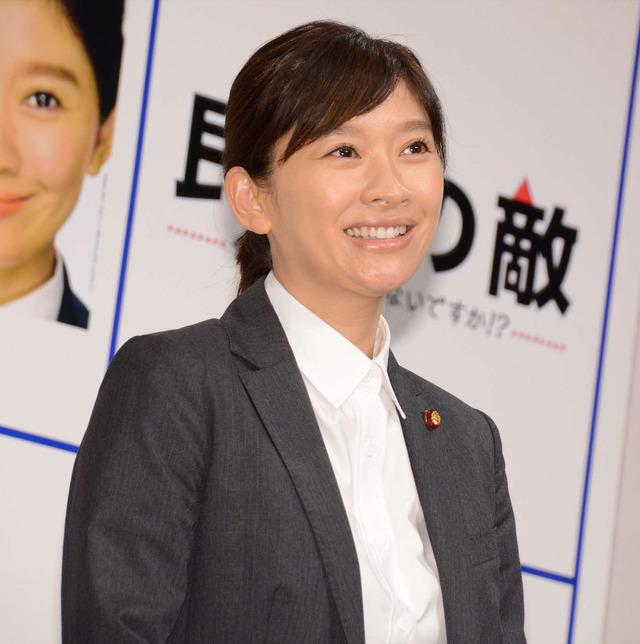篠原涼子/ドラマ「民衆の敵~世の中、おかしくないですか!?~」ファンミーティング