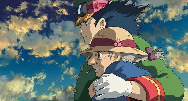 『ハウルの動く城』-(C)2004 Studio Ghibli・NDDMT